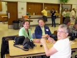 Joyce, Rhonda and Diane