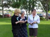Dorothy, Cindy and Dena