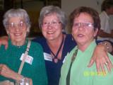 Marj Buxton, Cindy Buxton and Joyce Hoganson
