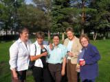 Dena, Karen, Joan, Donna and Linda