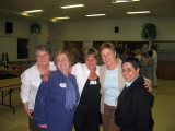 Dena, Linda, Karen, Donna and Joan