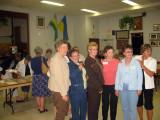 Donna, Rhonda, Bonnie, Janis, Rose and Karen