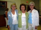Trudy, Lucille and Carol