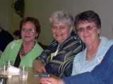 Joyce, Nancy and Rose