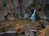 Cat Creek Falls & River