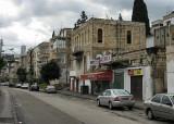 Ha'Shomer Street And Wadi Salib