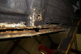 Nearside sill middle