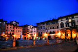 Visual notes about Lucca