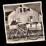 The bicycle which went on pilgrimage...