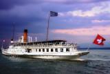 Sunset Boat  3