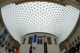 Tessellated Glass Roof