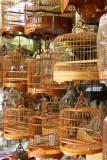 Bamboo Bird Cages