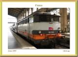 A classic train