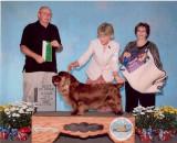 Best Veteran In Show August 4 2007