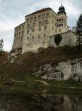 The Renaissance part of the castle