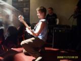 Bartek playing ...