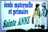 ECOLE SAINTE-ANNE DE SARZEAU