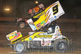 Attica Raceway Park  WoO Sprints 04/21/07
