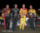 Sharon Speedway NASCAR Night 08/14/07