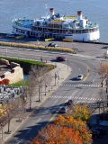 le Louis Joliet, navire d'excursion