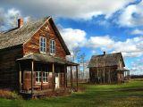 maisons de Val Jalbert.