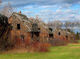 maisons fantômes