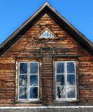 les fenêtres du deuxième