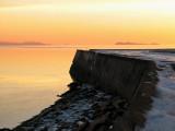 le quai et les iles du Saint-Laurent