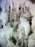 glaçons de Kabir kouba