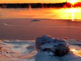 Le bloc de glace