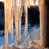 Les orgues de glace