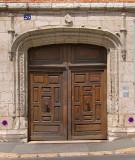 porte ancienne de Chartres