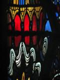 détail de vitrail