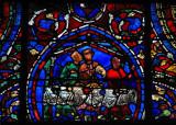 vitrail de Chartres