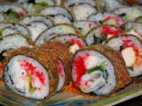 fried sushis