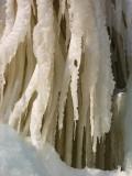 crémaillère de glace