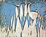 la forêt de papier