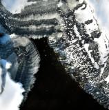 Baie glacée