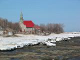 L'église de St-Jean et son cimetière