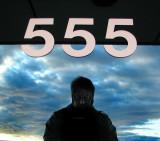 Mon ombre devant le 555