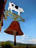 la cloche de la vache