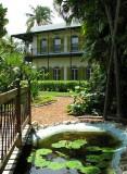 l'étang d'Hemingway
