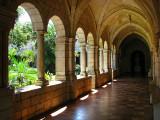 couloir du cloître