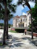 Vizcaya sous les palmiers