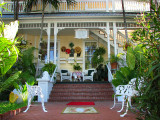 la maison de  H.R. Gato jr