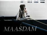 la porte balcon du Maasdam