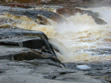 cascades à Dolbeau