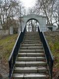 Entrance to Sandsborg Cemetary