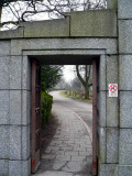 Stepping through the gate