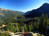 Campbell Lake and Shackleford Canyon